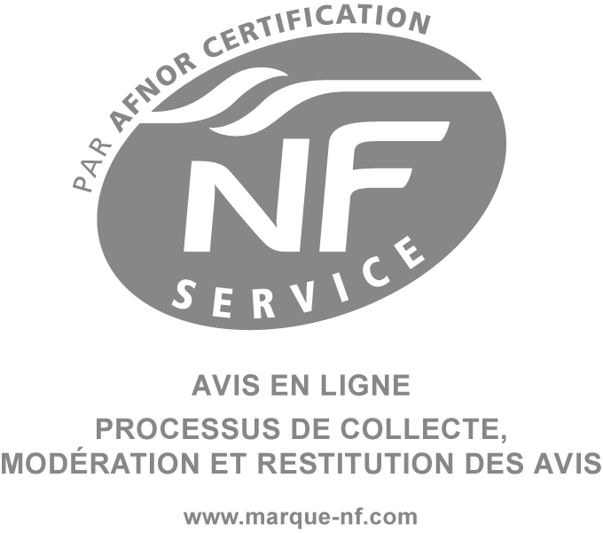 Logo certification afnor